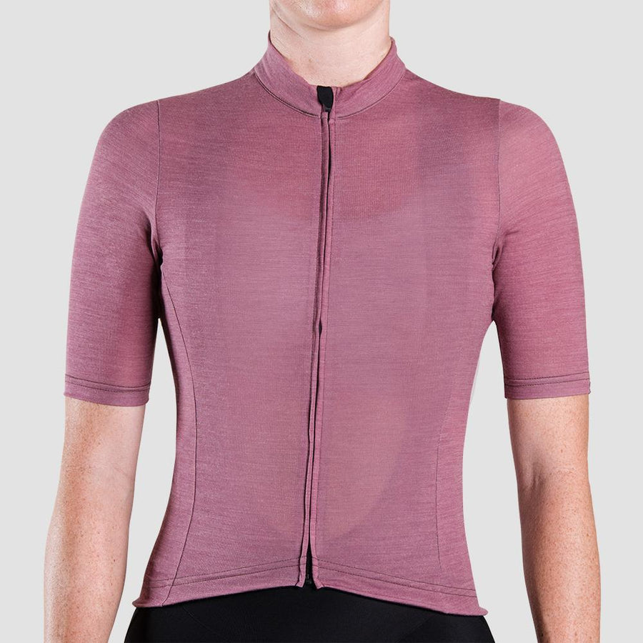 Euro Collection Women's Azalea Merino Jersey
