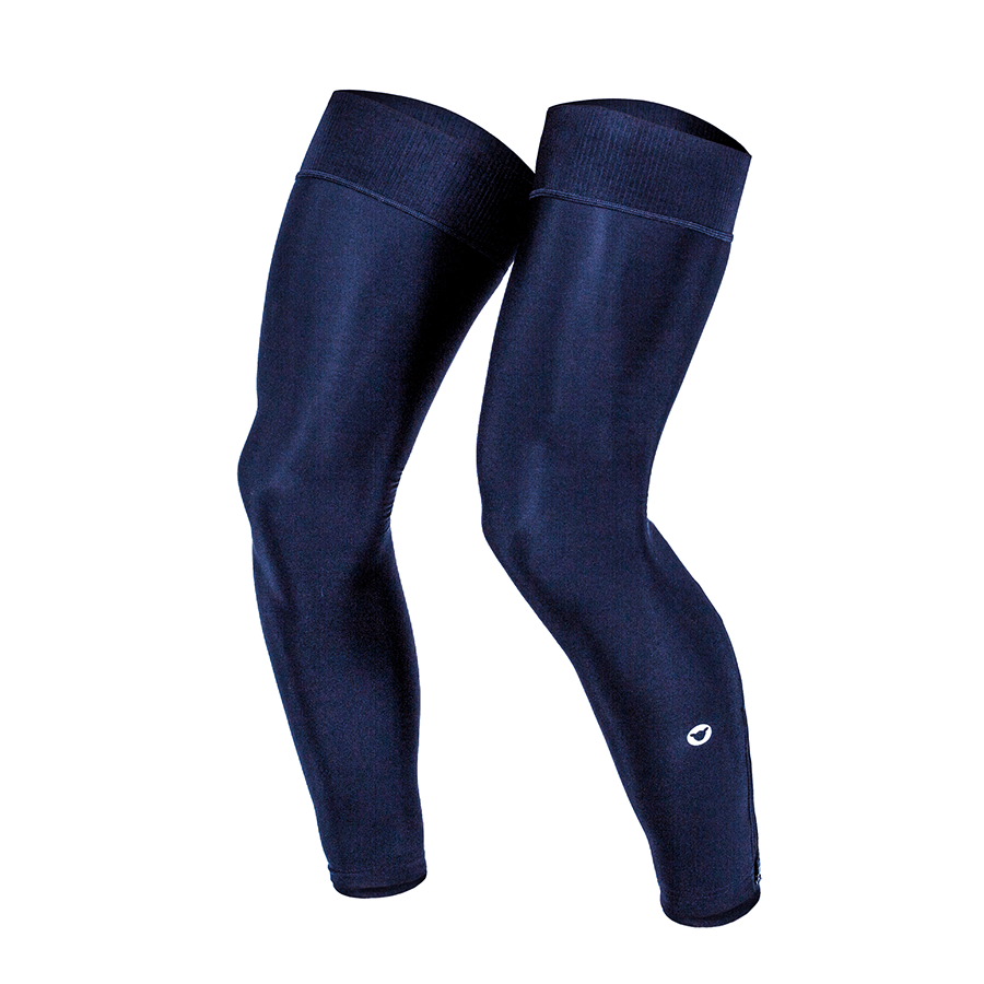 Navy Thermal Leg Warmer
