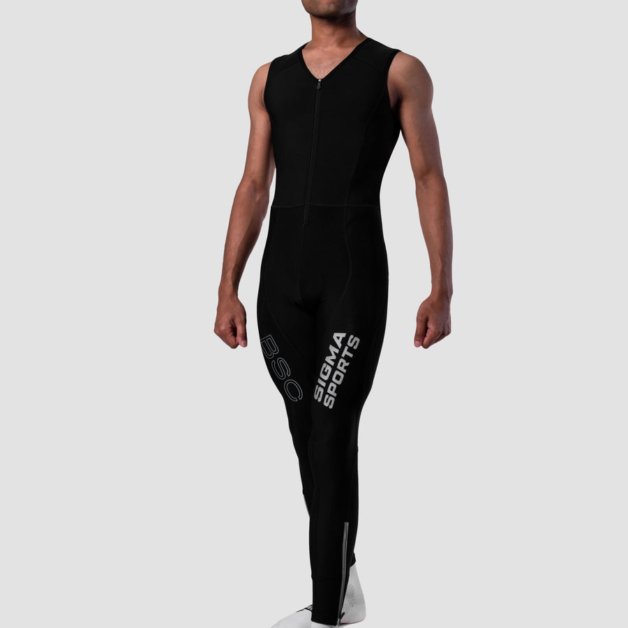 Men's Sigma Bib Tight - Black