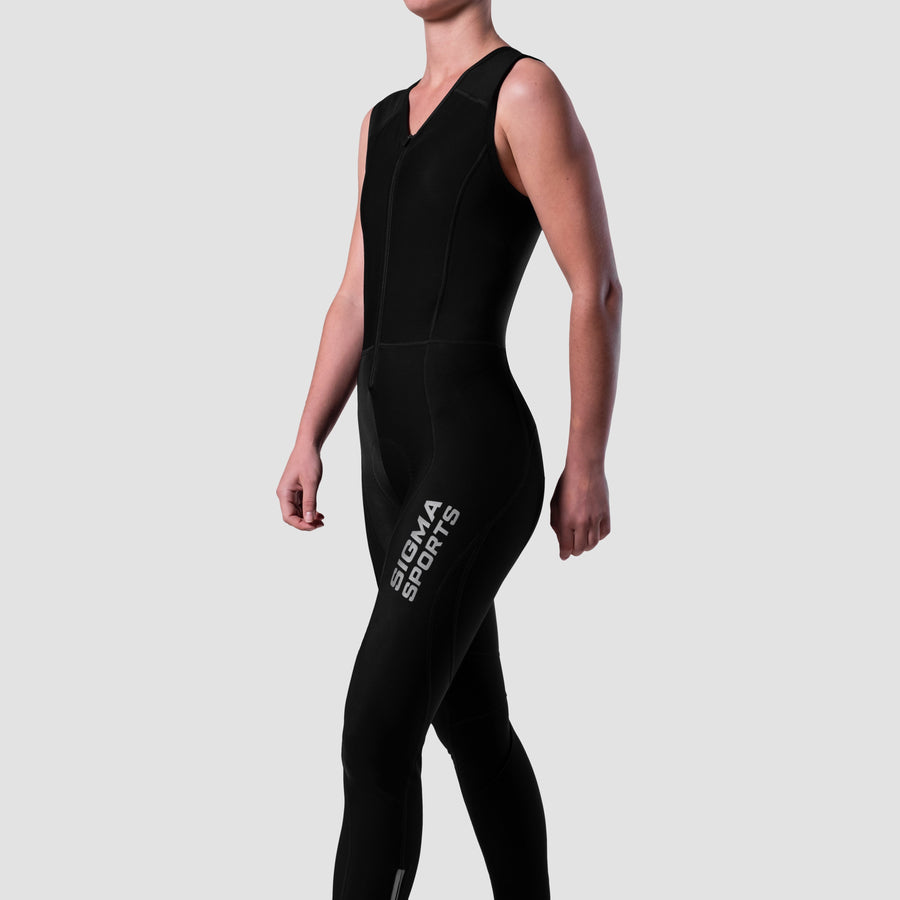 Women's Sigma Bib Tight - Black