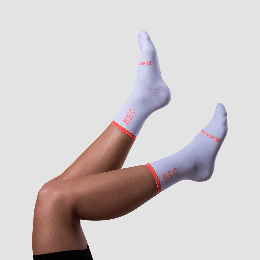 Women's WMN Orange Sock