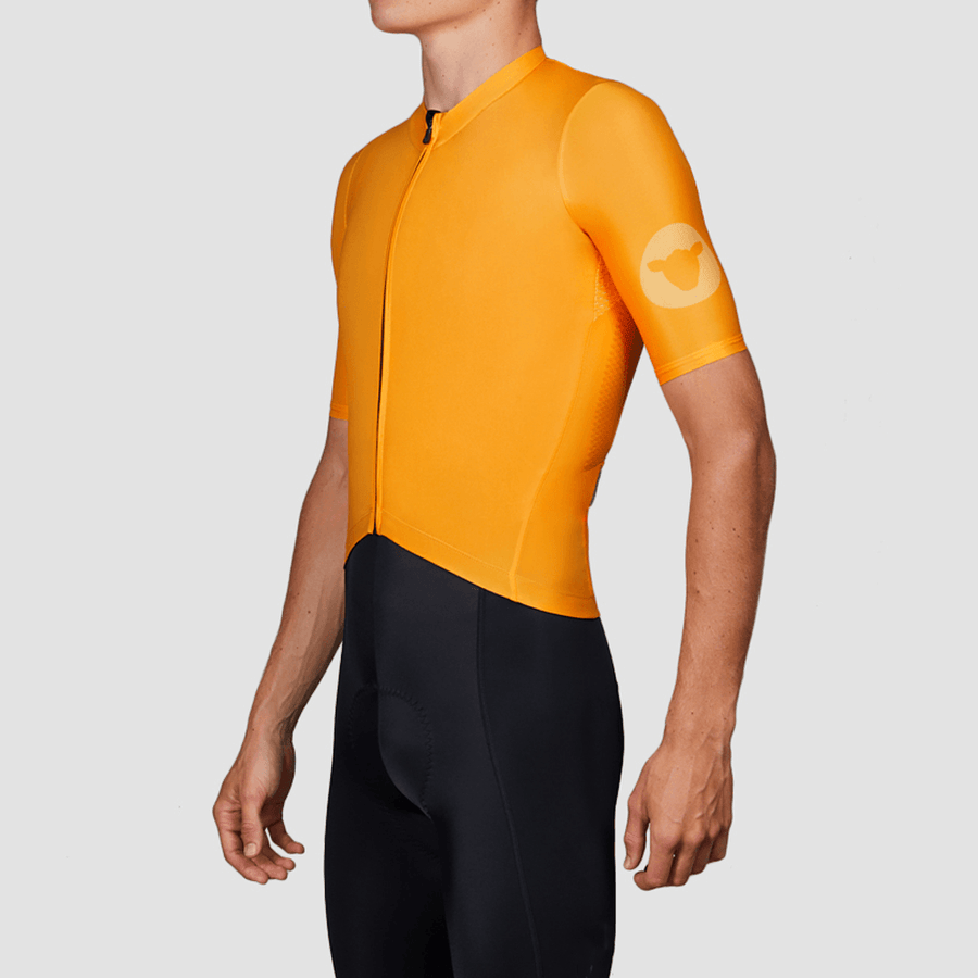 Men's TC19 Mustard Block Jersey