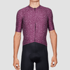 Men's TC19 Dot Jersey - Plum