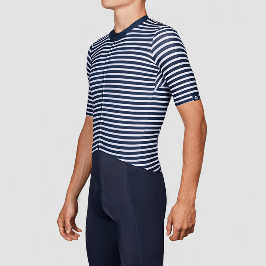 Men's TC19 Stripe Jersey - Navy