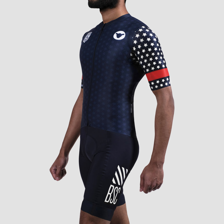 Men's RACING USA Jersey