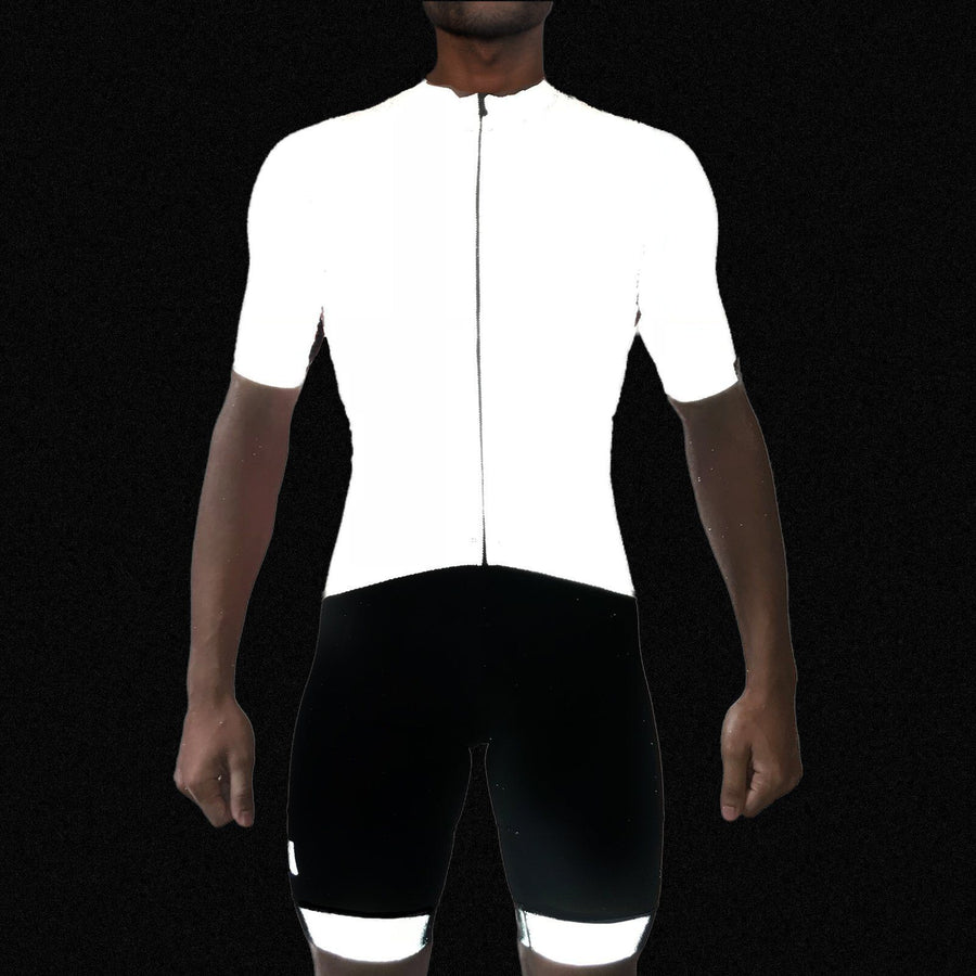 Men's EC Pixel Jersey - Charcoal