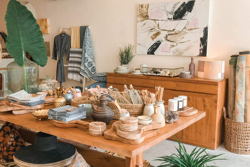 5x Interior shops in Bali you can't miss