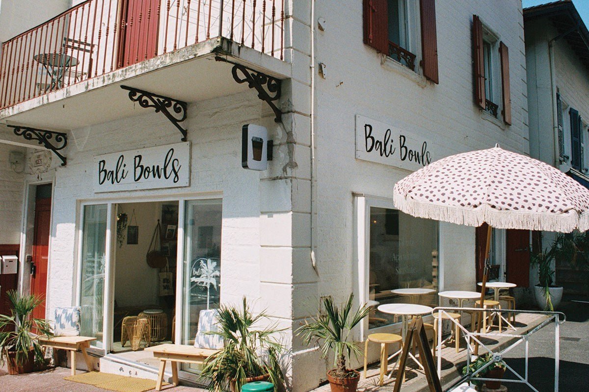 Summer on a spoon: Bali Bowls, Biarritz
