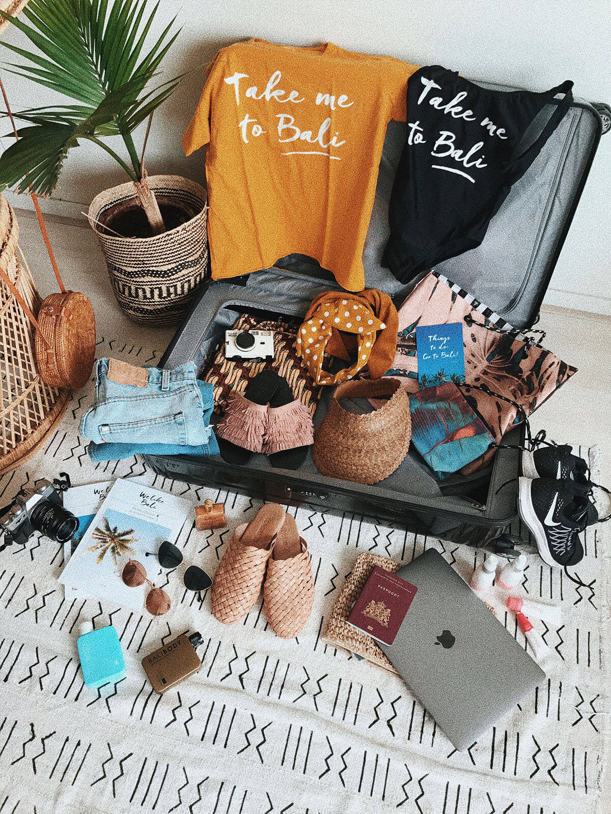 bali packing list8