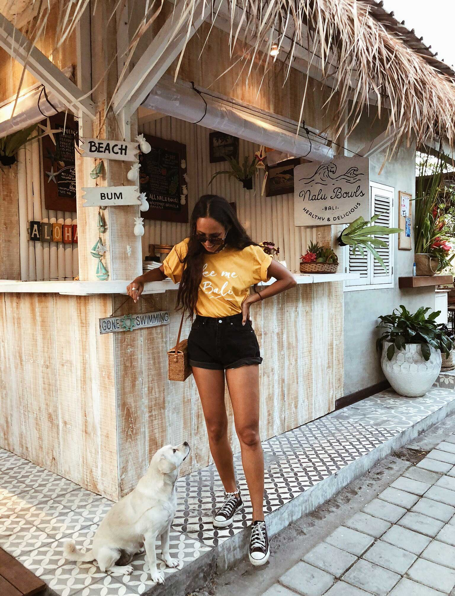 instagrammable cafes in bali