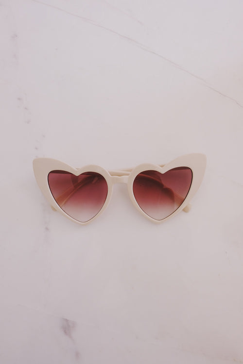 Island Lovers Sunnies - Pastel Pink