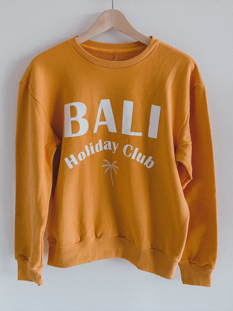 Bali Holiday Club Sweater