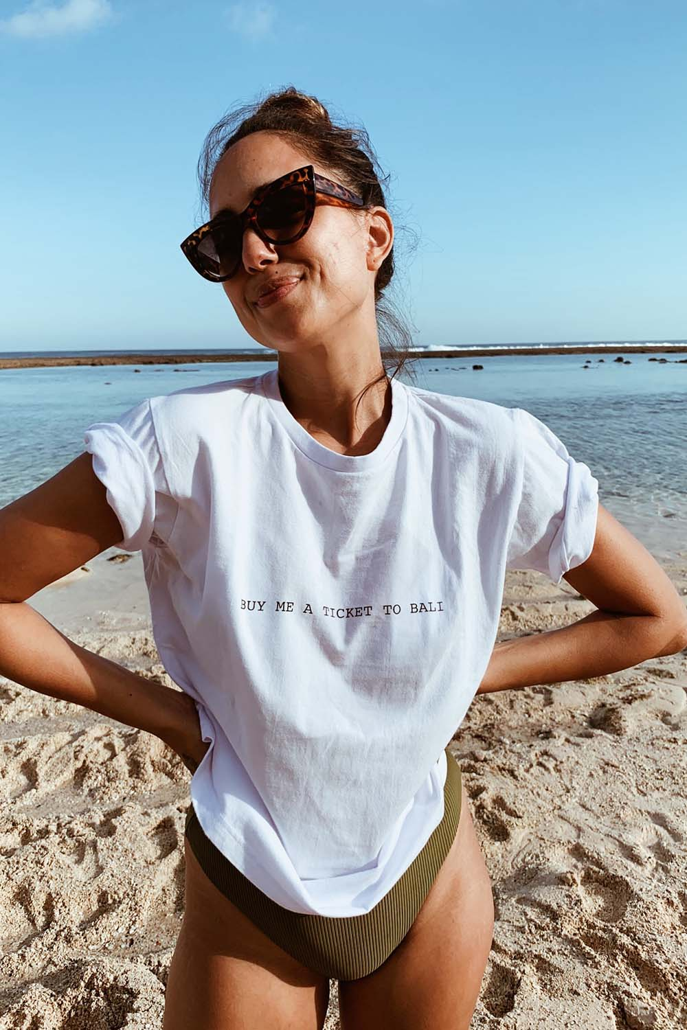 A Ticket to Bali T-shirt