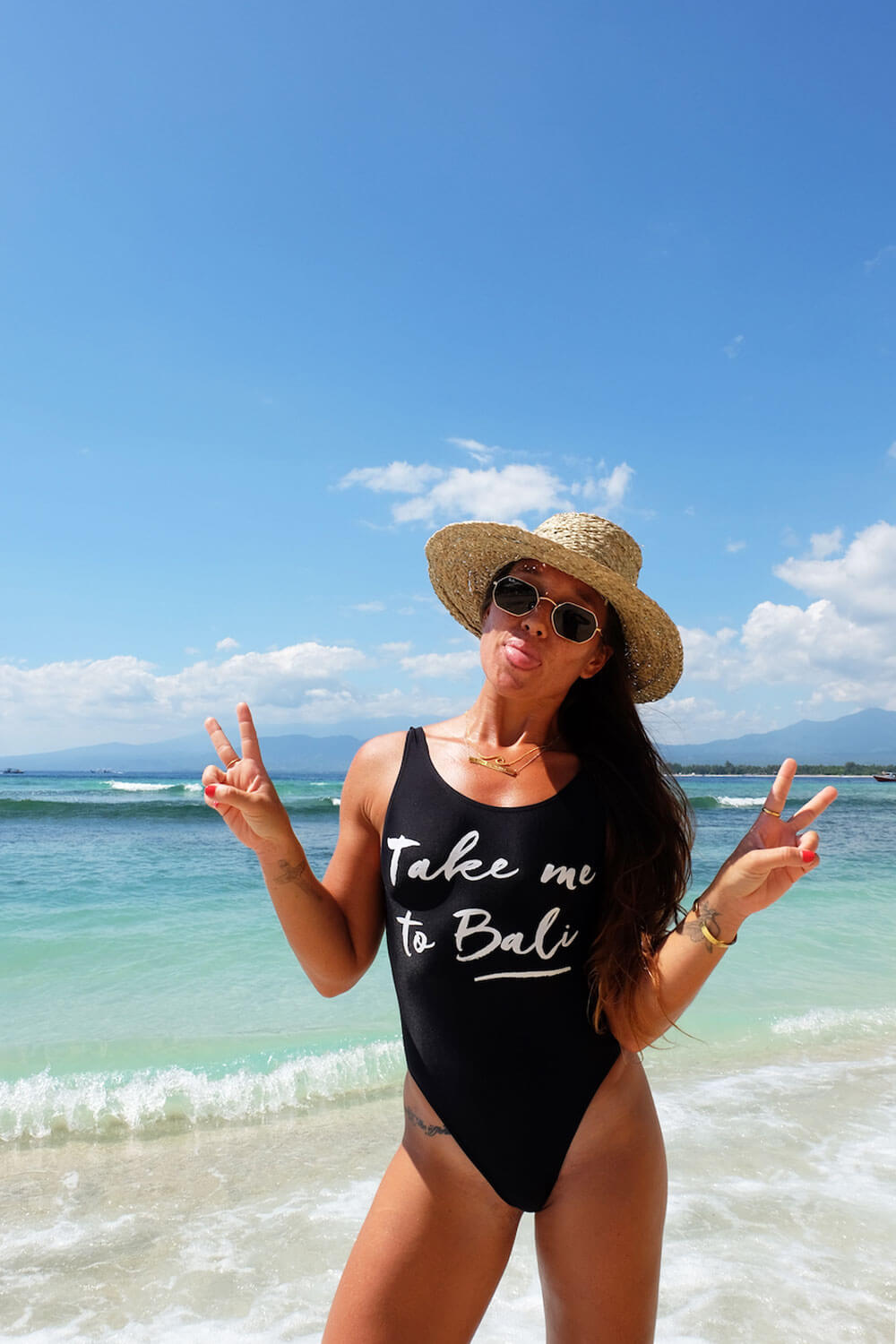 Take me to Bali One Piece