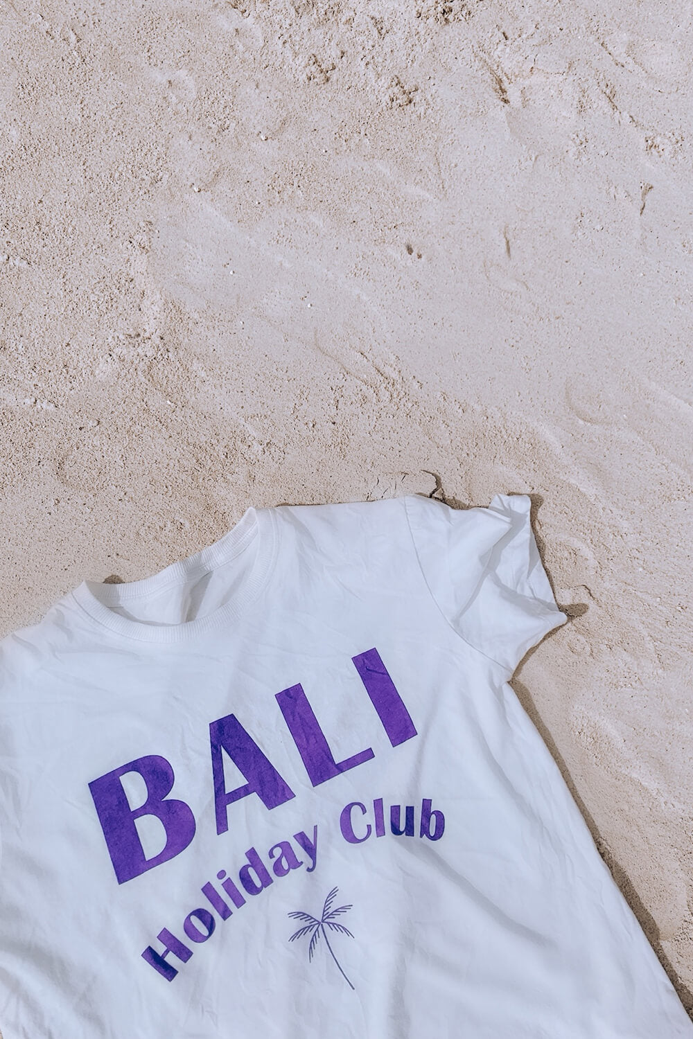 Bali Holiday Club T-shirt