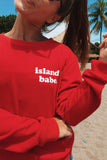 The Island Babe Sweater