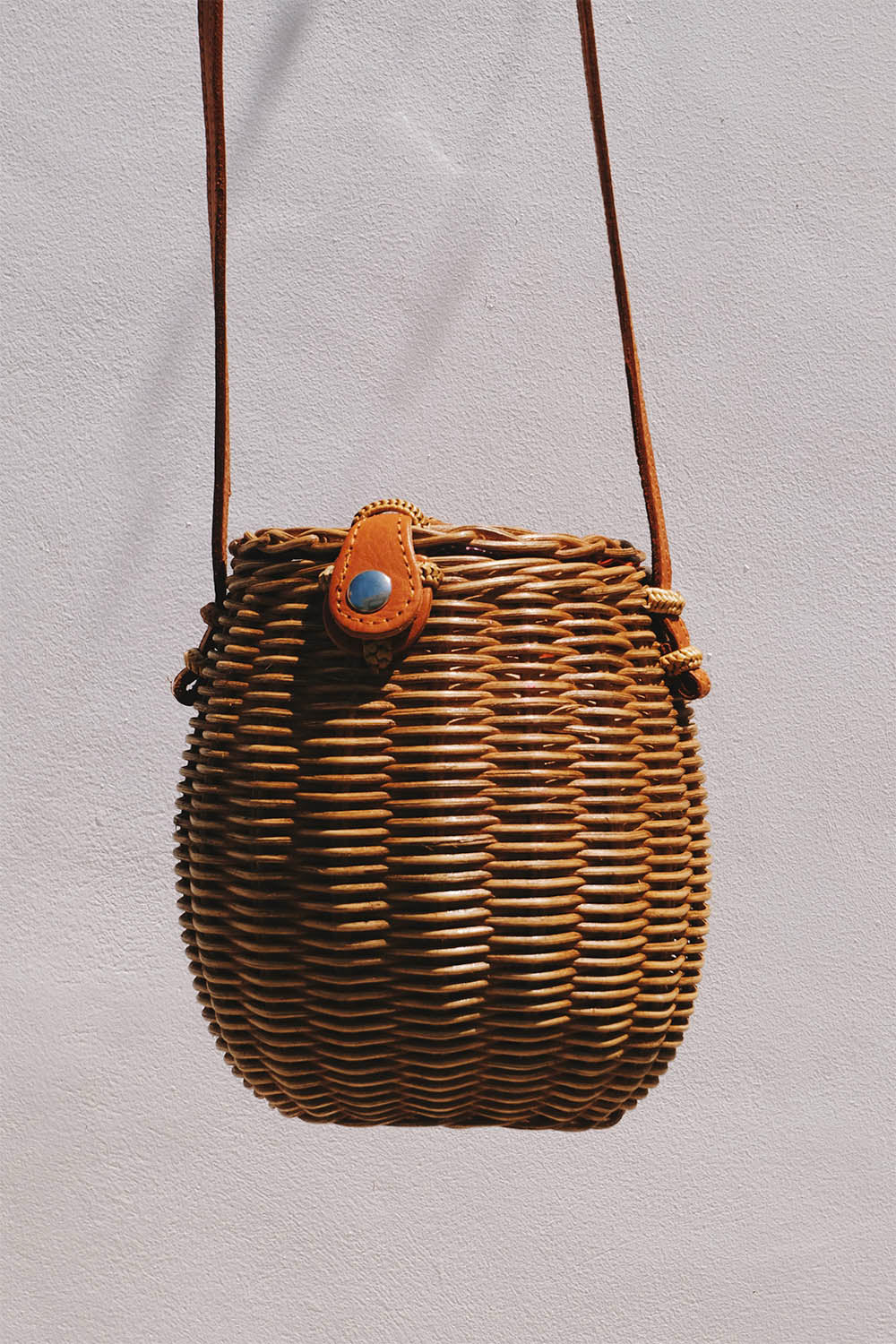 Island Basket Bag