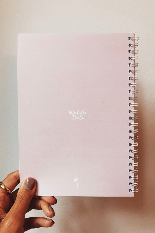 To Travel is to Live Notebook (A5)