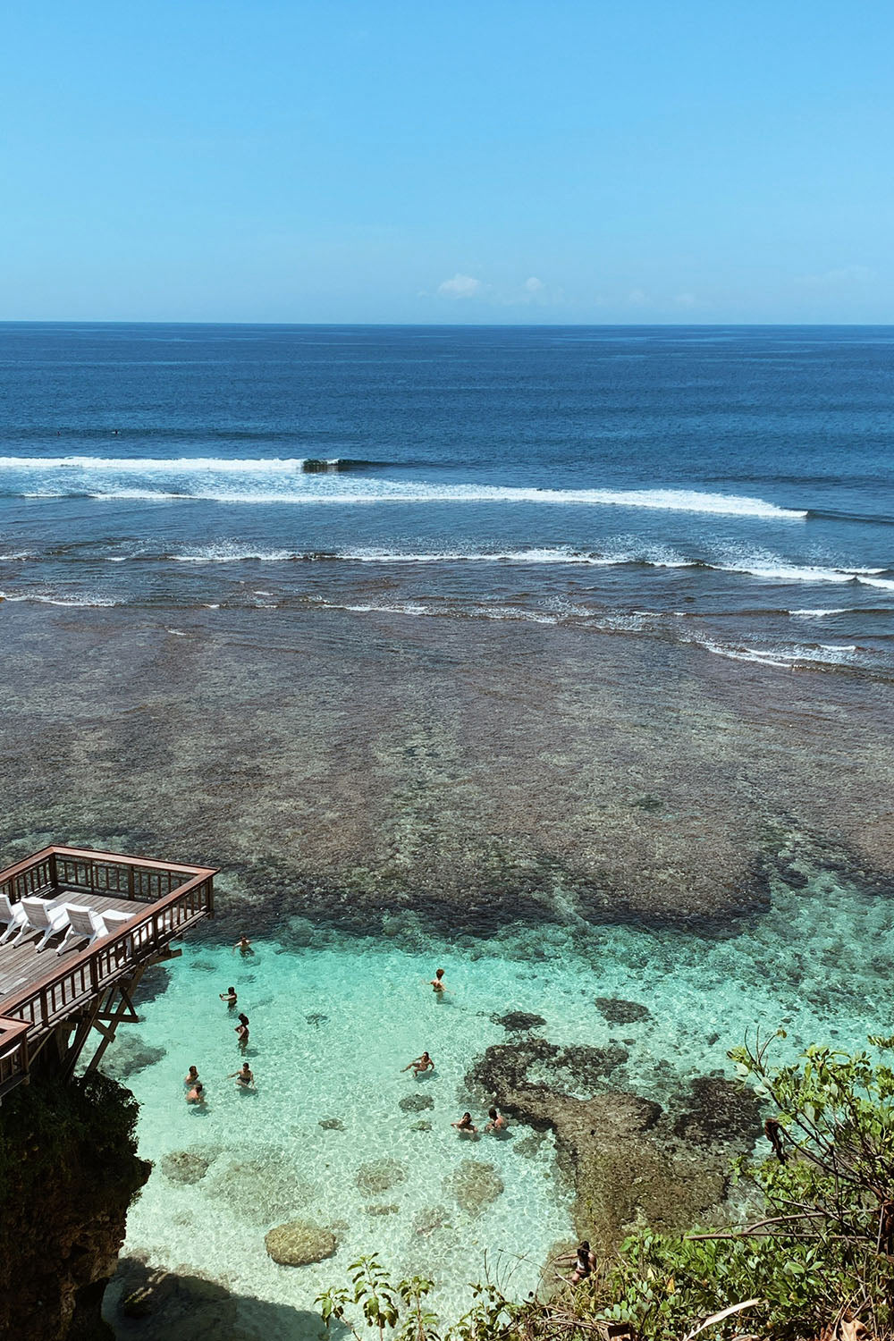 Photo Print: Suluban Beach, Uluwatu