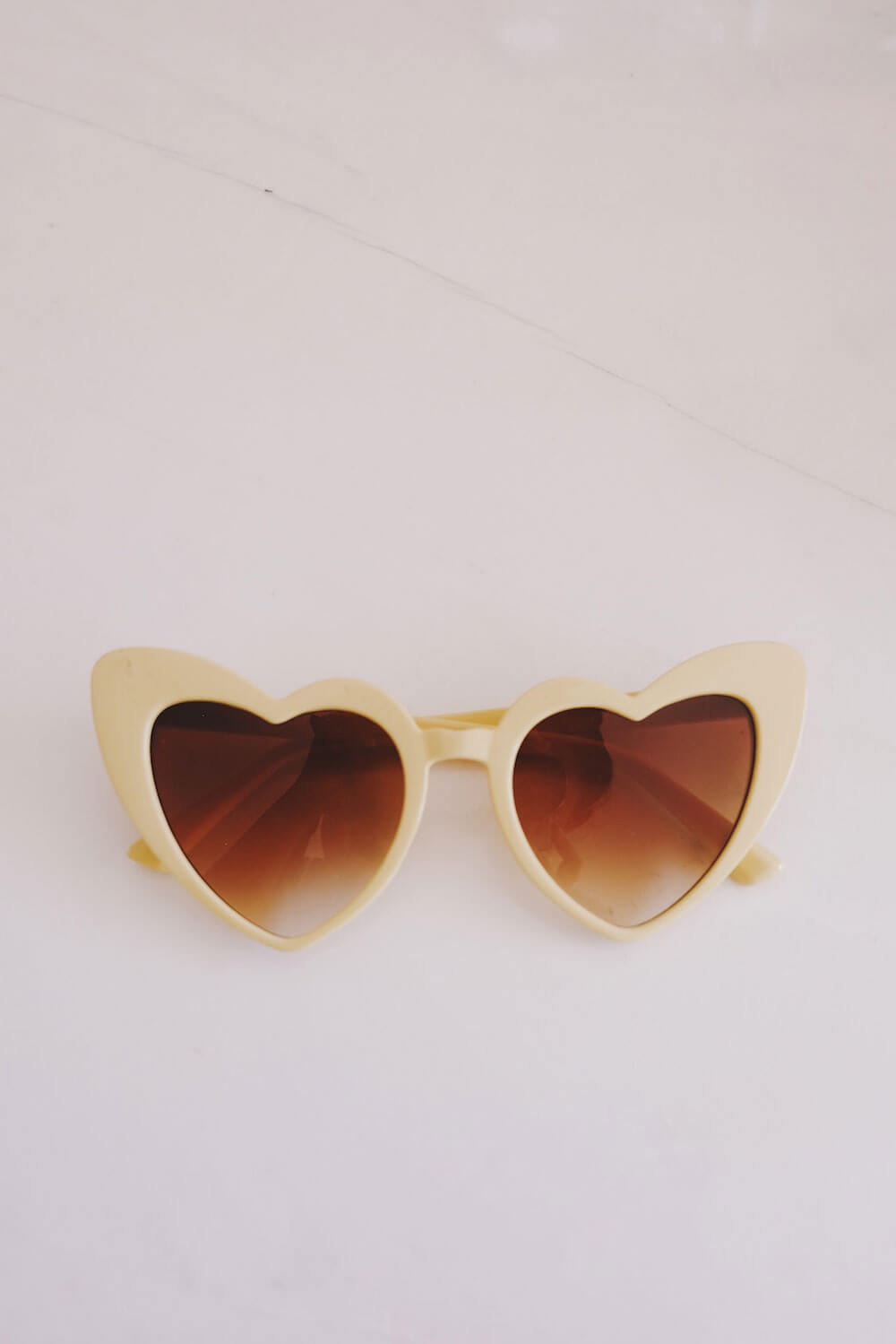 Island Lovers Sunnies - Yellow