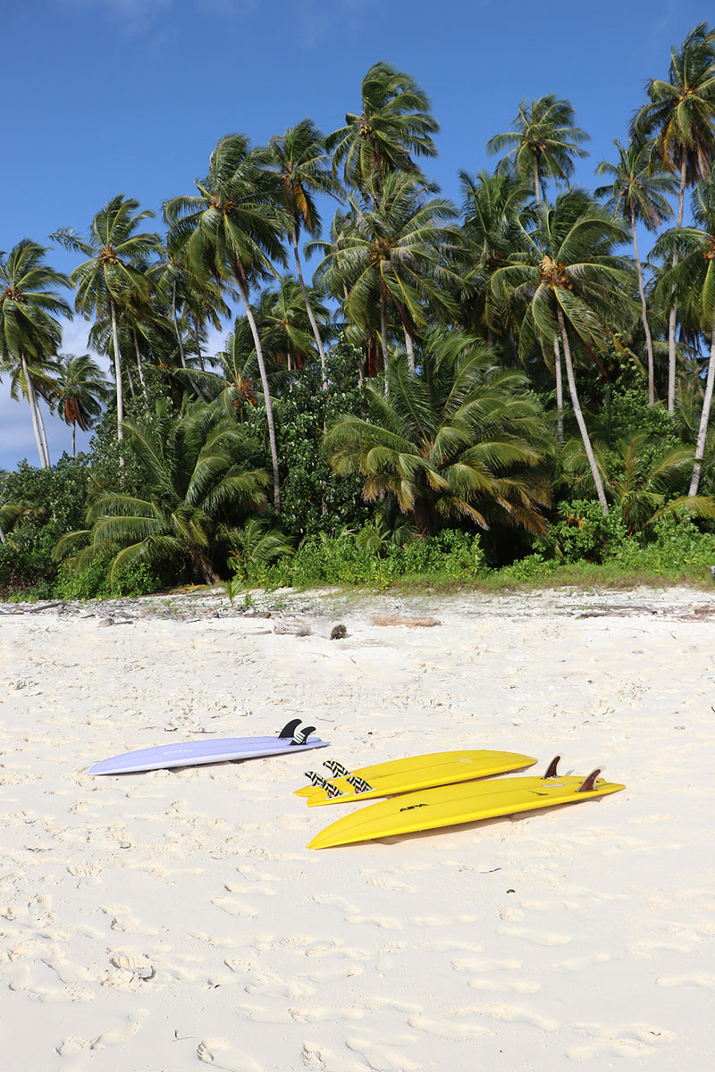 Photo Print: Surfed out, Mentawaii Islands Indonesia