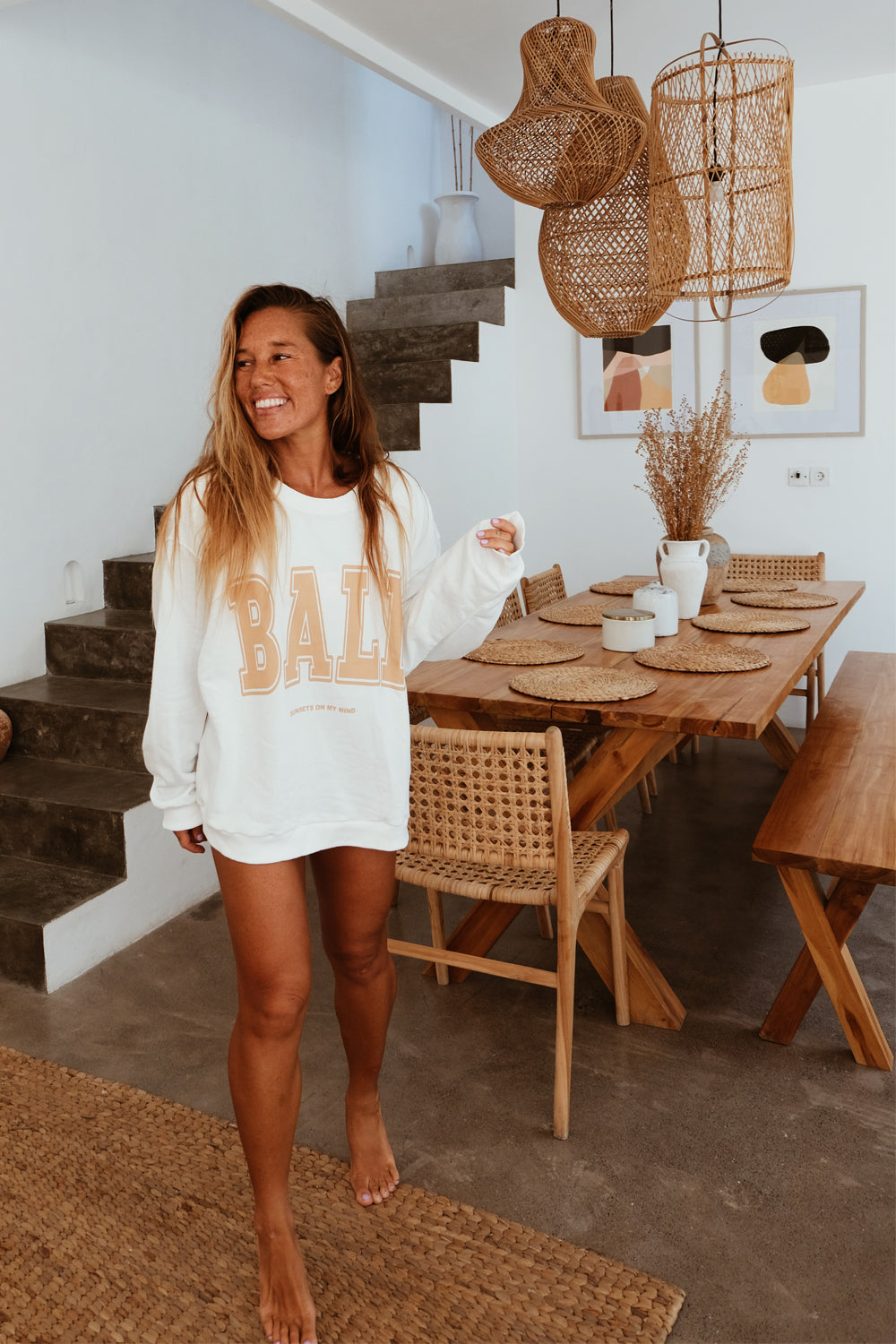 The BALI Sweater