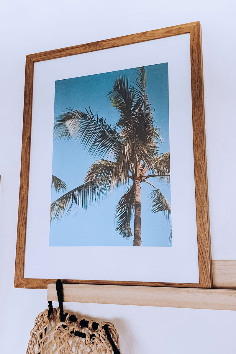 Photo Print: Standing tall, Bali