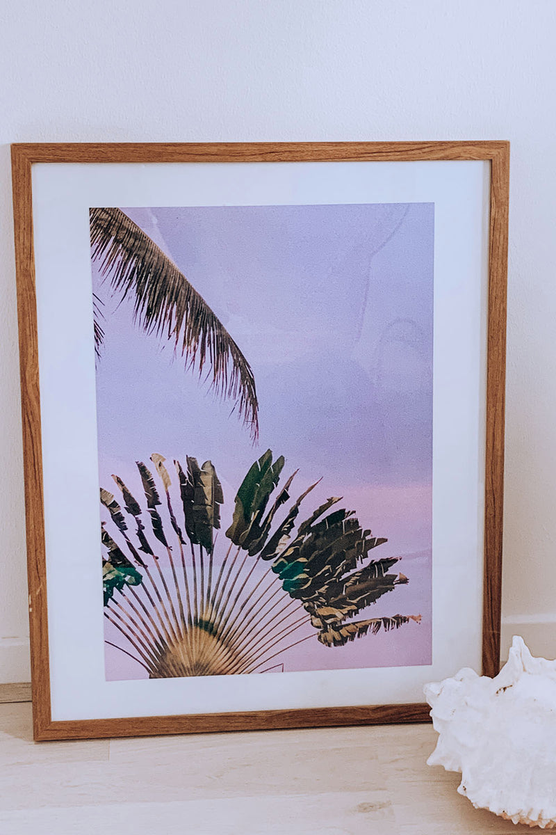 Photo Print: Tropicana Sunset, Bali