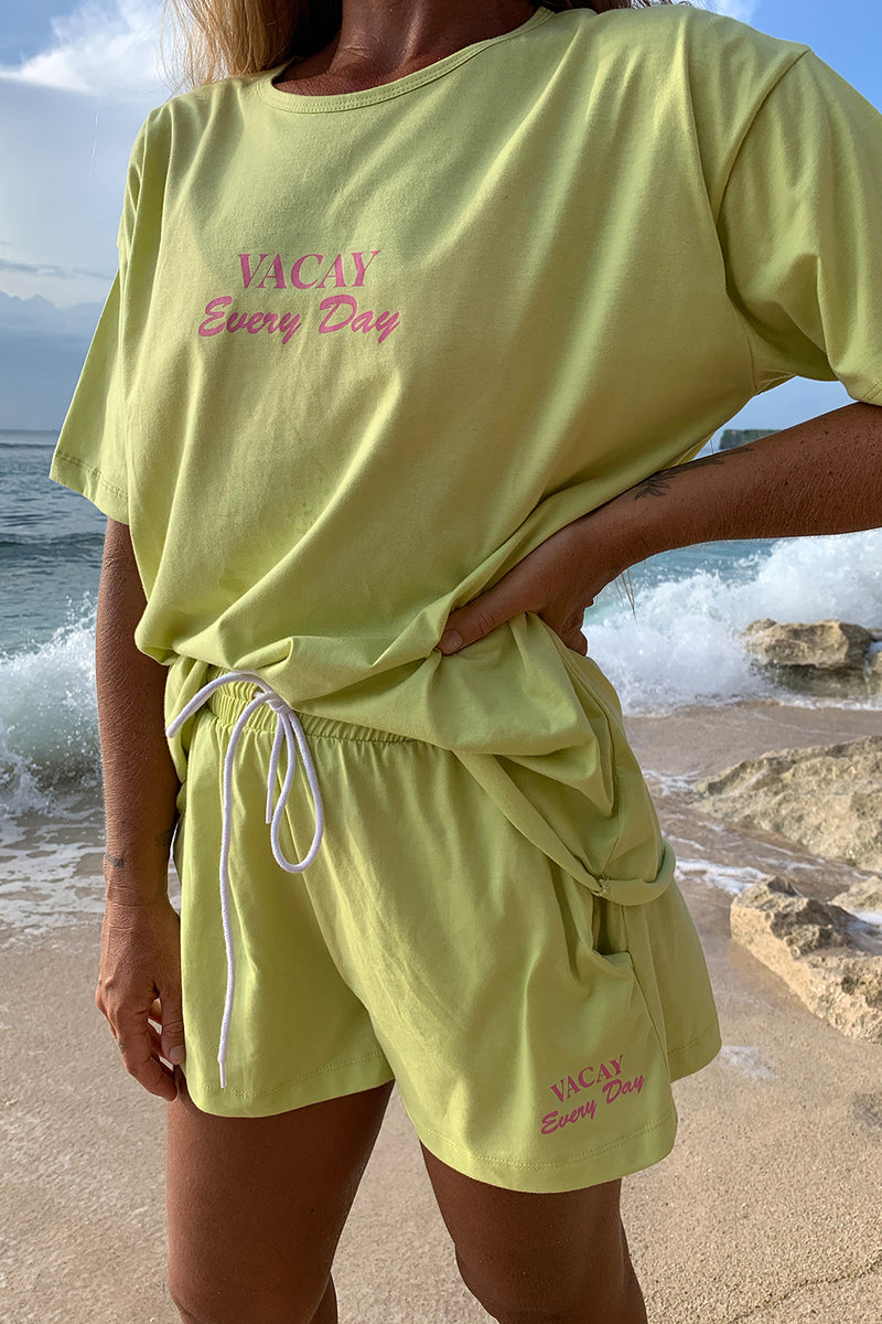 Vacay Every Day T-shirt