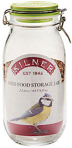 Kilner Bird Food Storage Jar
