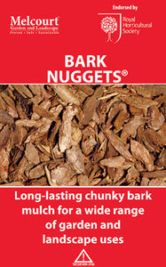 Melcourt Bark Nuggets 60L