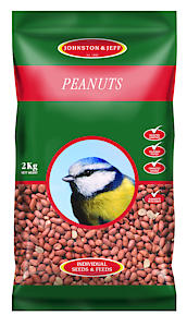 Johnston & Jeff Peanuts Bird Food