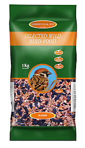 Johnston & Jeff Selected Wild Bird Food - various sizes from