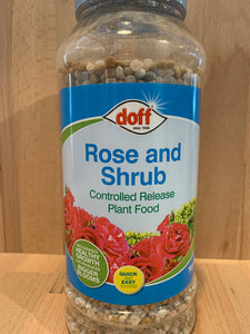 Doff Rose and Shrub Plant Food