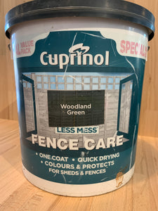 Cuprinol Fence Care 6 Litre