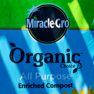 Miracle-Gro Organic Multipurpose Compost 40L