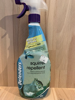 Defenders Squirrel Repellent