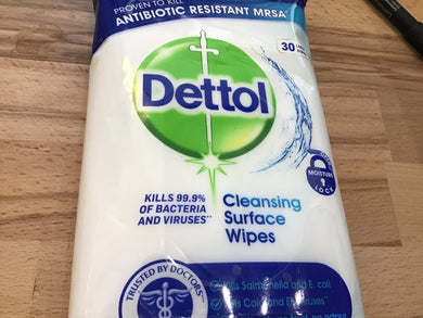 Dettol Surface Wipes