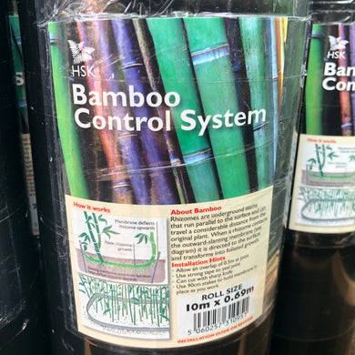 HSK Bamboo Control System