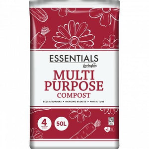 Levington Essentials Multi Purpose Compost 50L