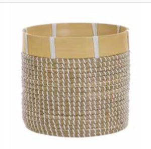 Sea Grass Pot Covers - from