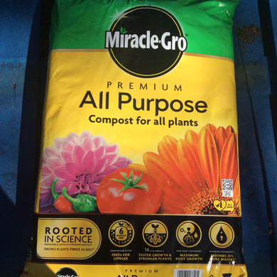 Miracle-Gro Multi Purpose Compost 40L