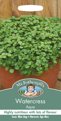 Watercress seeds
