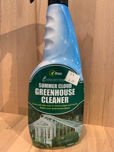 Vitax Summer Cloud Greenhouse Cleaner