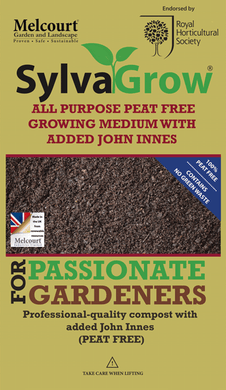 Melcourt SylvaGrow® All Purpose Peat Free Growing Medium with added John Innes 50L
