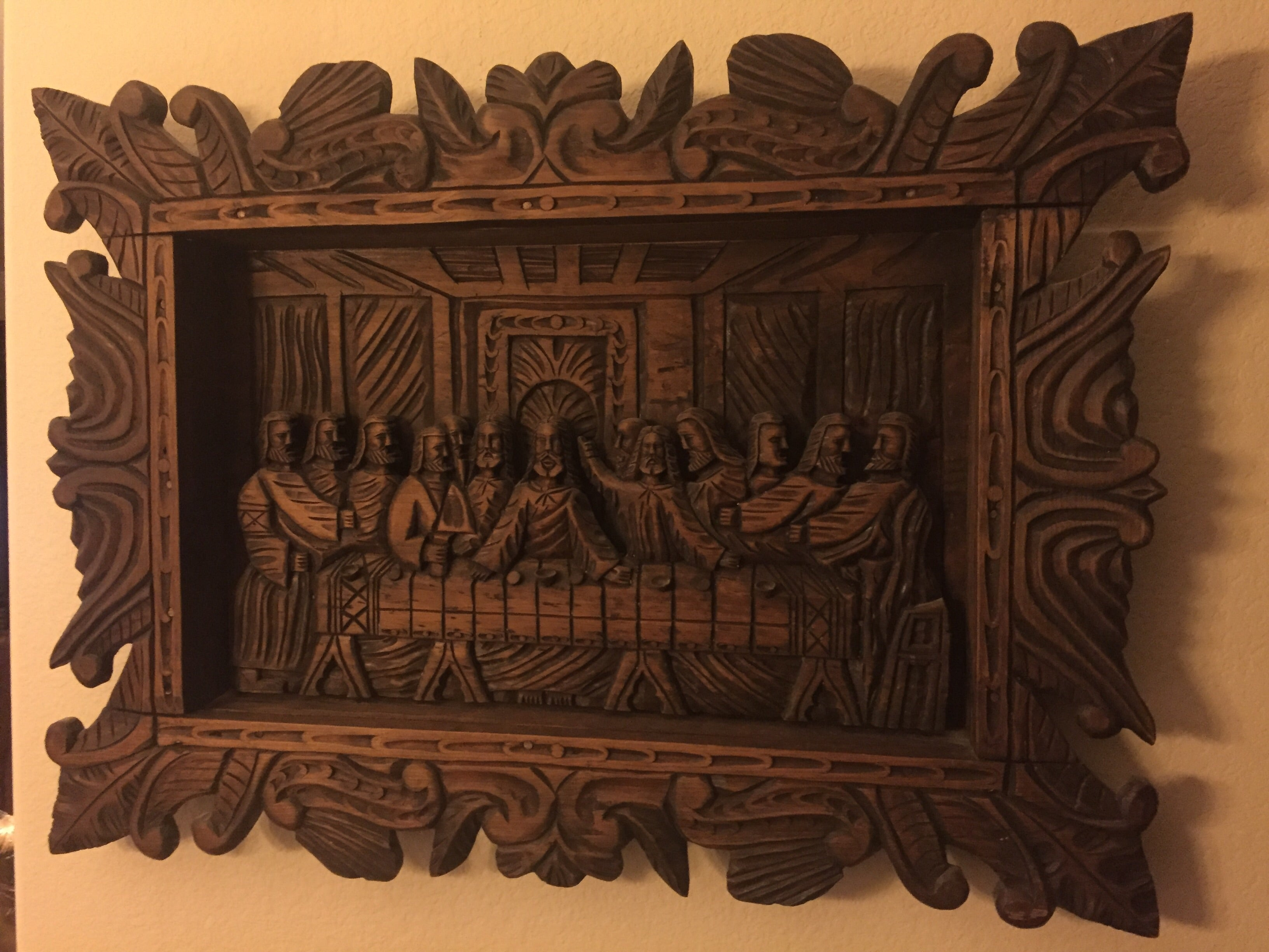Wooden the last supper wholesale the last supper suppliers alibaba