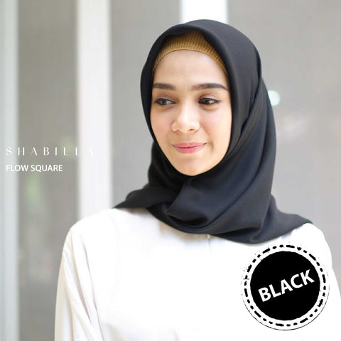 FLOW SQUARE - BLACK