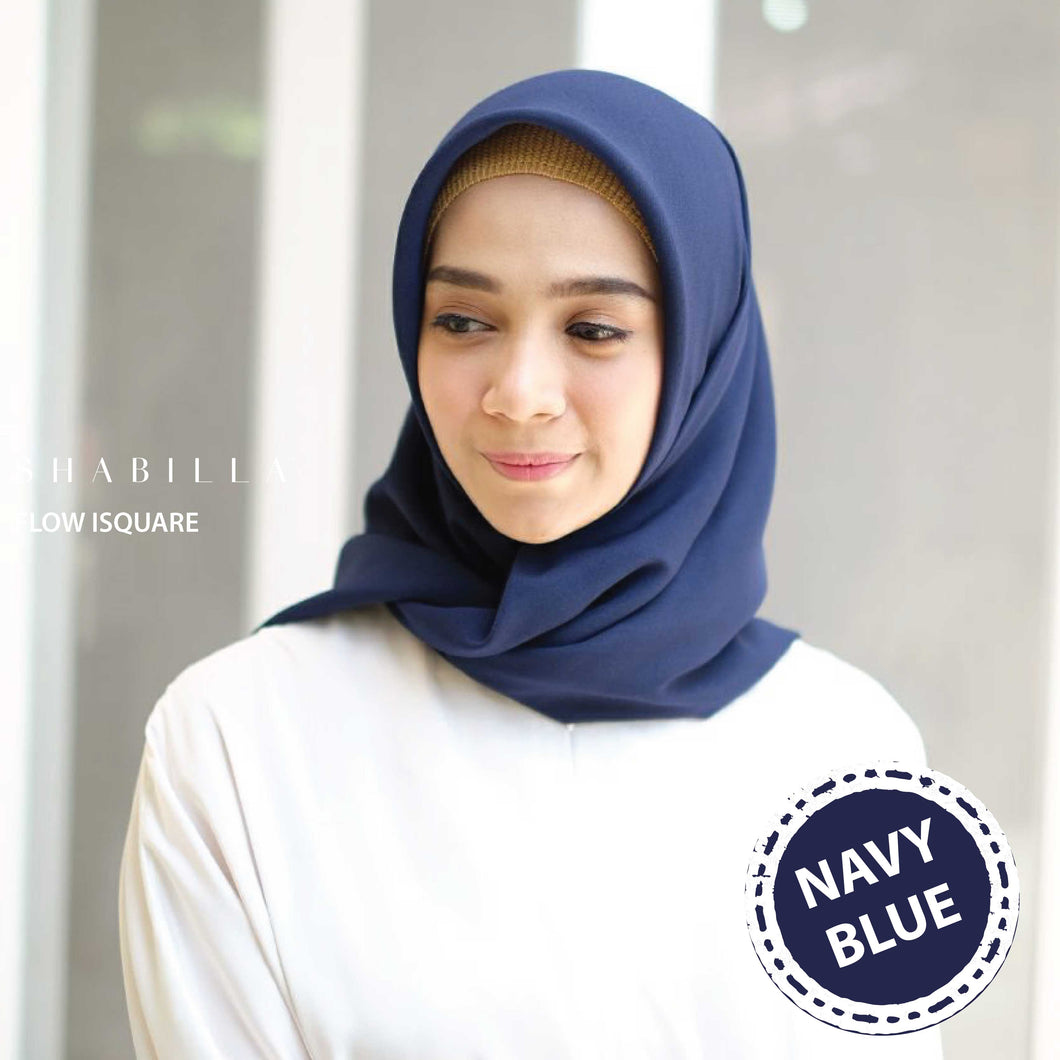 FLOW SQUARE - NAVY
