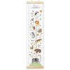 Personalised Animal Tree Height Chart