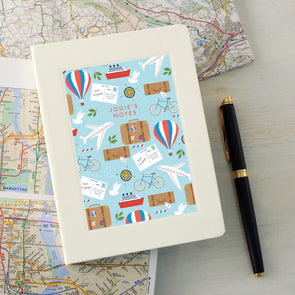 Personalised Travel Pattern Notebook
